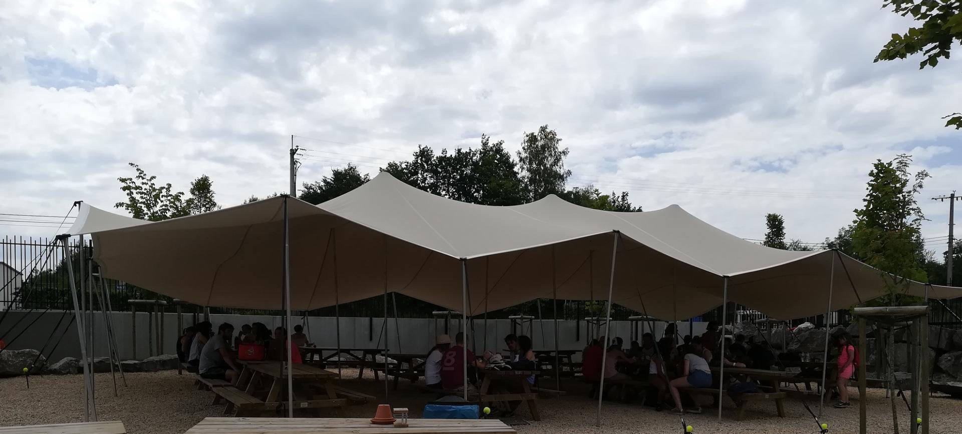 Tente berbere 10x15